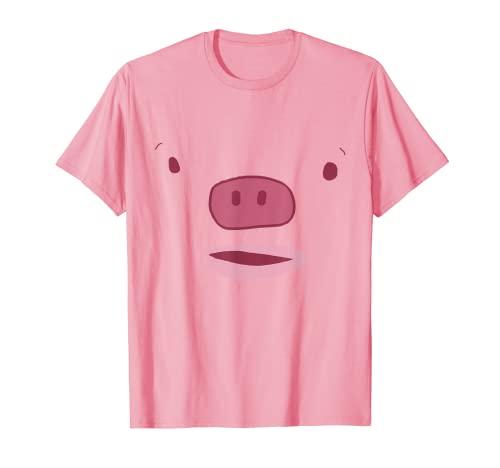 Animales de la granja disfraz de Halloween Chuletas Tocineta Camiseta