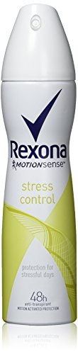 Rexona Deospray Stress Control Anti-Transpirant 150 ml, 6er Pack (6 x 150 ml)