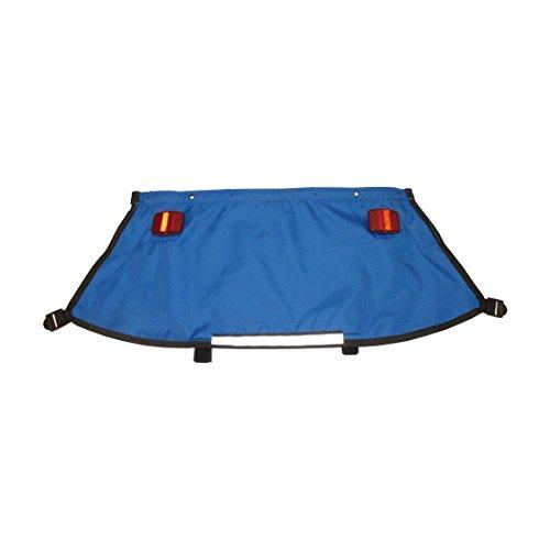 XLC Carry Van Fietskar voor volwassenen, uniseks, blauw, 1 maat