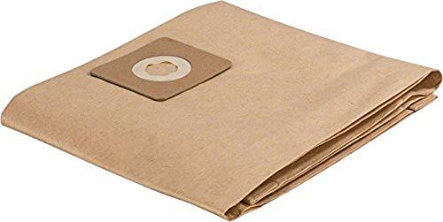 Bosch 5x Papierfilterbeutel (Zubehör für Staubsauger AdvancedVac 20)