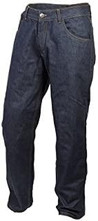 ScorpionExo Covert Pro Jeans Men's Reinforced Motorcycle Pants (Blue, Size 36) by Scorpion