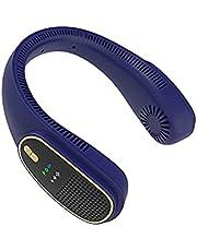 Op De Nek Gemonteerde Ventilator Handsfree Mini USB Op De Nek Gemonteerde Ventilator Oplaadbare Draagbare Op De Nek Gemonteerde Ventilator Voor Kamperen, Kantoor