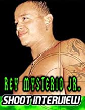 Rey Mysterio Wrestling Shoot Interview DVD-R