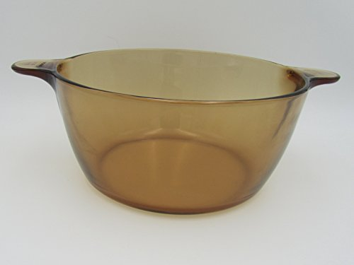 Large Corning Vision 4.5 L Cookpot/dutch Oven (No Lid)