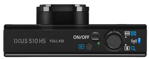 Canon IXUS 510 HS Fotocamera Compatta Digitale