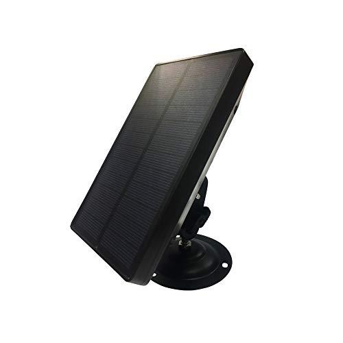 SpotCamソラーモバイル電源,IP66防塵防水ソーラーパネル,180度調整できる壁用スタンド,microUSB 5Vのデバイスに使えます,台湾製,SpotCam Solar Power Bank