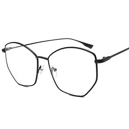ZZZXX Gafas De Sol RetroPolígono Retro Gafas De Sol Hd Antireflectantes Para Hombre Y Mujer,Con Caja De Regalo Y Paño Para Vasos