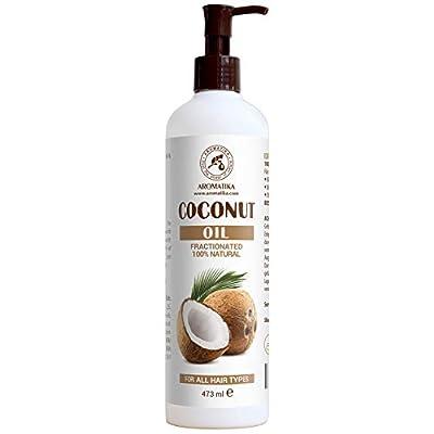 Haaröl auf Basis Kokosöl