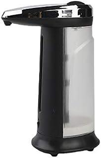 Cuco´S Nest Dispensador Automático de Jabón 400ML, Activación por Infrarrojos, Acero Inoxidable, Dispensador de Loción Man...