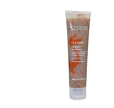 Sanctuary Spa Covent Garden Brightening Facial Radiance Exfoliator 100ml by Sanctuary Spa