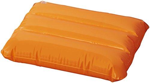 sin4sey 2er Set Aufblasbares Reisekissen Strandkissen Schwimmkissen (orange)