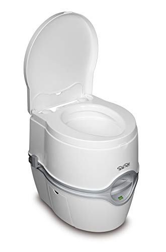 Thetford 92305 Porta Potti 565P Excellence Portable Toilet (Manual), 448 x 388 x 450 mm