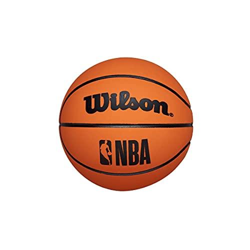Wilson NBA Dribbler Super Mini Reacción Baloncesto Pelota Tan