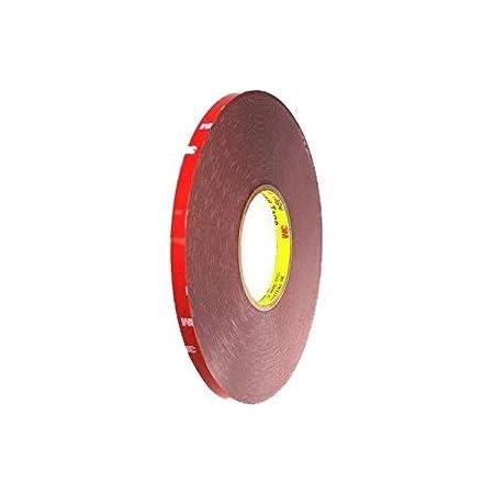 2//4//10 Doppelseitiges Klebeband Montageklebeband Hochleistungsklebeband 3mx10mm