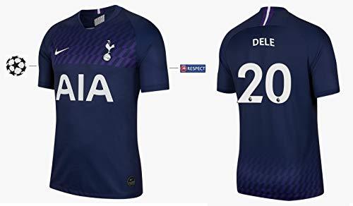 Tottenham Hotspur Trikot Herren 2019-2020 Away UCL - DELE 20 (S)