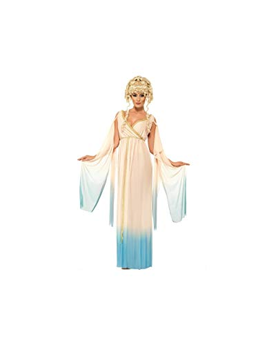DISBACANAL Disfraz Griega para Mujer - -, L