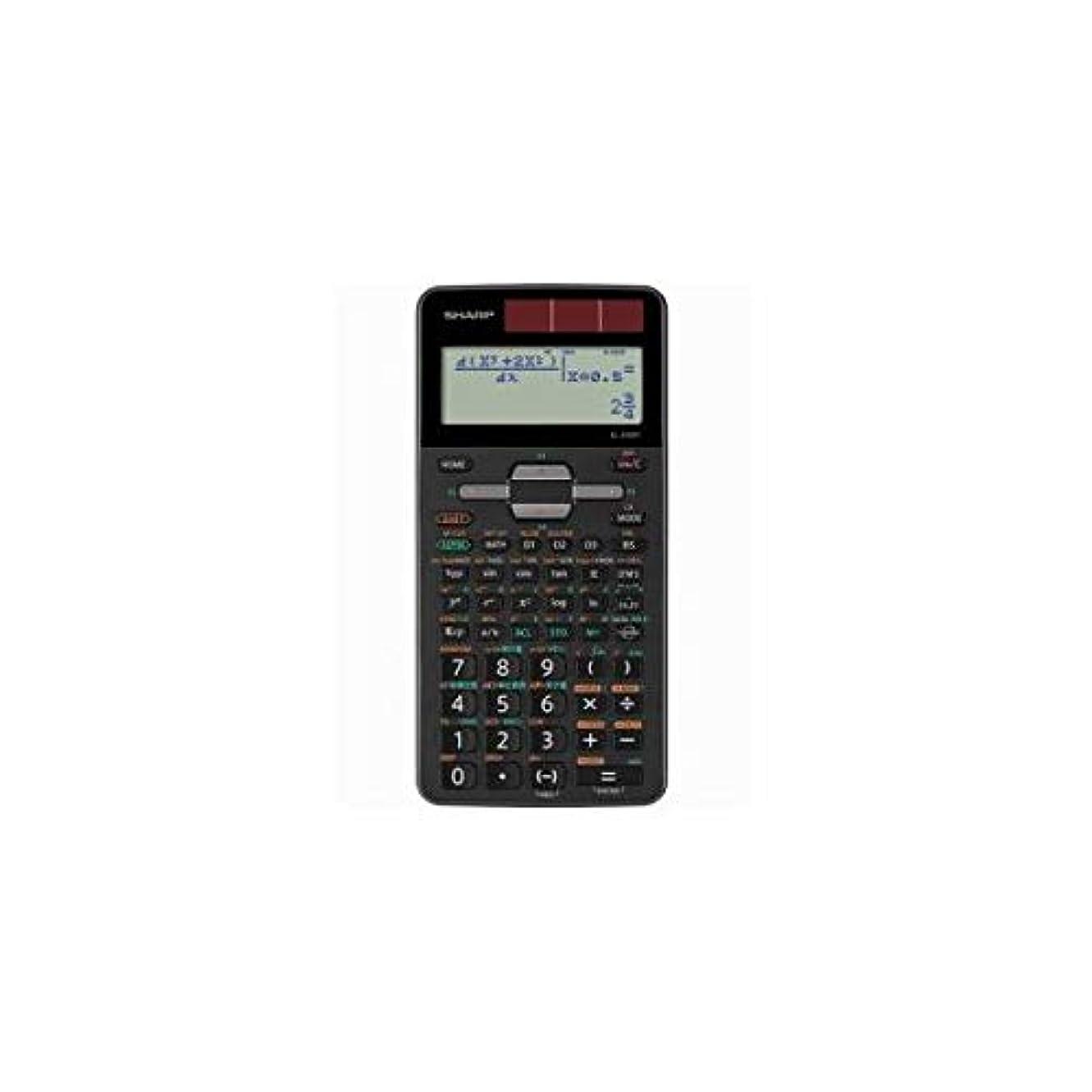 ヤング哺乳類責SHARP EL-5160TX プログラマブル関数電卓 710関数エキスパートモデル 生活用品 インテリア 雑貨 文具 オフィス用品 電卓 14067381 [並行輸入品]