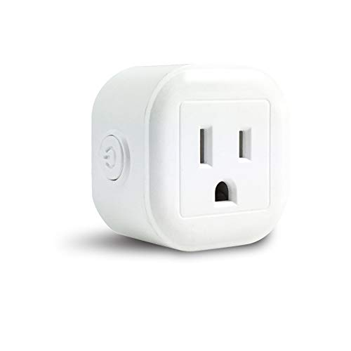 WiFi Smart Plug Mini, Astropanda Smart Home Power Control Socket, Remote Control Your Household Equipment from Everywhere, No Hub Required, Works with Amazon Alexa and other assistants. 2.4G WIFI ONLY