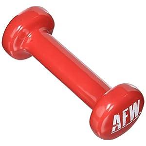 AFW 106042 - Mancuernas de vinilo 2 kg (par), color amarillo ...