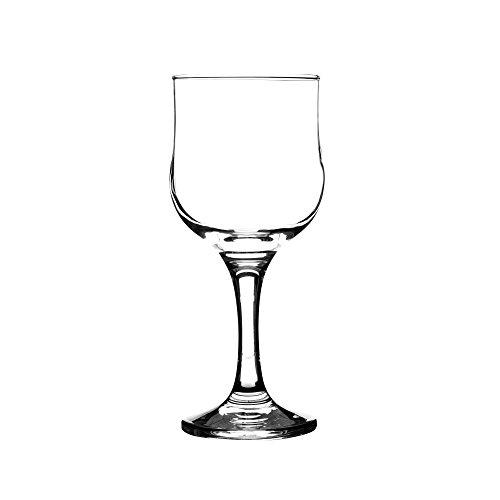 Ravenhead Tulip - Set 4 calici da Vino Bianco, 20 cl, Trasparenti