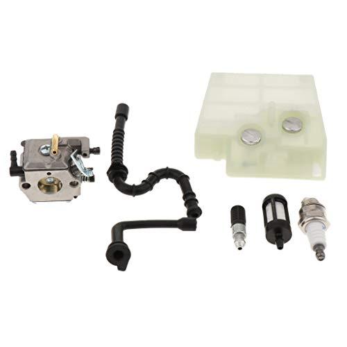 Baoblaze Kit de Carburador para Desbrozadora para Motosierra 024026 MS240 MS260