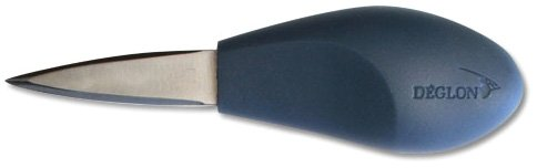 Deglon 2300305-C Austernmesser Kieselform, ergonomisch