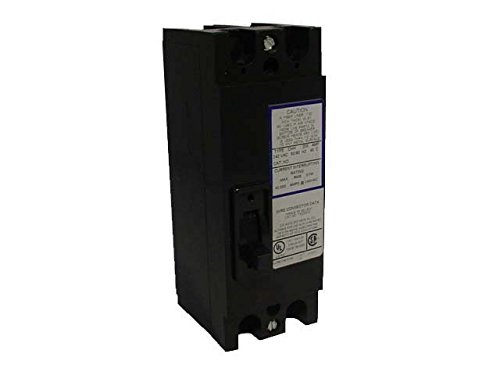CHH2150, Cutler Hammer, 2P, 1PH, 150A, 240V, 100kA@240V, standard interrupting capacity, 40°C, feed-thru, long-time and instantaneous (LI) trip functions, suitable for use as main breaker, thermal magnetic molded case circuit breakers