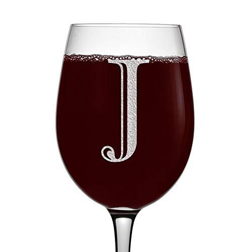 j wine glass - 2