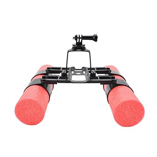 Akemaio Kit de soporte flotante para engranaje de aterrizaje compatible para DJI MAVIC AIR 2S/AIR 2 resistente al agua varilla de flotabilidad