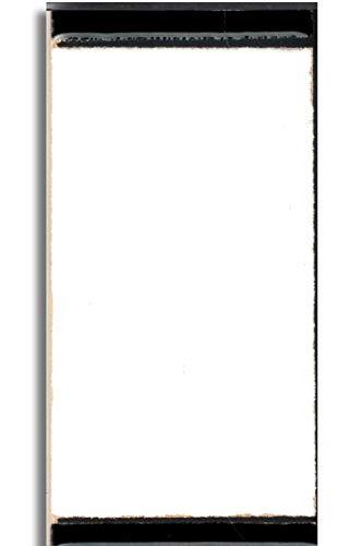 TORO DEL ORO Números casa exterior - Placa Puerta - Cerámica esmaltada - Pintados a Mano con la técnica de la cuerda seca - Nombres y direcciones - Modelo Polo 5,5 cms x 10,5 cms (Separador