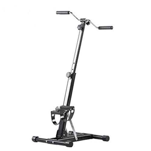 LPYMX-Stepper Geräte for die Rehabilitation von Steppern, Mittleren und Älteren, Hand- und Fußtrainingsgerät, Bewegung der oberen und unteren Gliedmaßen, Heimtrainer Schrittmaschine