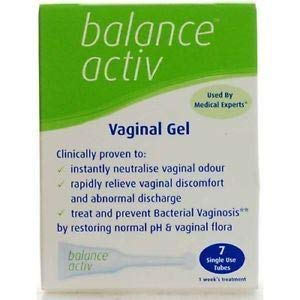Balance Activ | Lactic Acid Gel For Bacterial Vaginosis | 2 x 7 pack