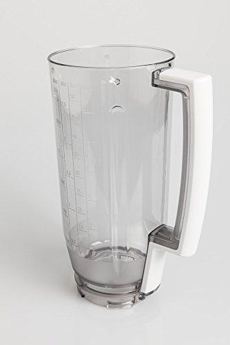 daniplus© Mixbecher, Mixbehälter, Messbecher passend für Bosch MUM6. Küchenmaschine - Nr.: 00644257, 644257
