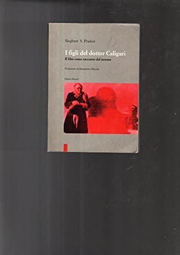 I Figli Del Dottor Caligari Il Film Come Racconto Del Terrore