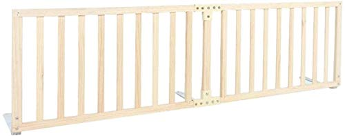 WYH Faltbares Bettschutzgitter für ältere Menschen, universeller Zaun, groß, robust, 190 x 48 cm