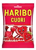 HARIBO CARAMELLE GOMMOSE ASSORTITE 12 BUSTE DA 90/100gr (CUORI)