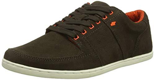 Boxfresh Herren Spencer Sneaker, Grün (Khaki Khk), 44 EU