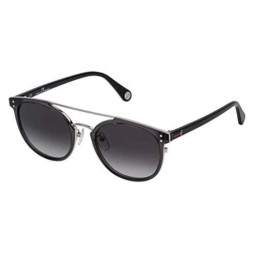 Carolina Herrera SHE7555204GT Gafas, SHINY GREY, 52/21/145 para Mujer