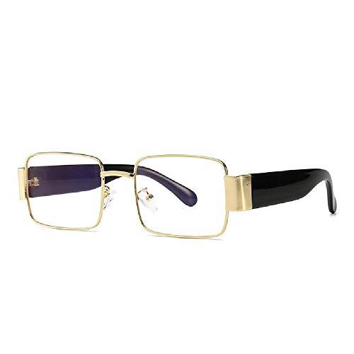 U/A 2 Pcs Gafas De Sol De Metal De Para Gafas De Sol Street Shot Box Para Hombre