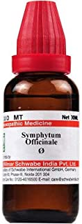 Willmar Schwabe India Homeopathic Symphytum Officinale Mother Tincture Q (30ml) - by Venus.Exports