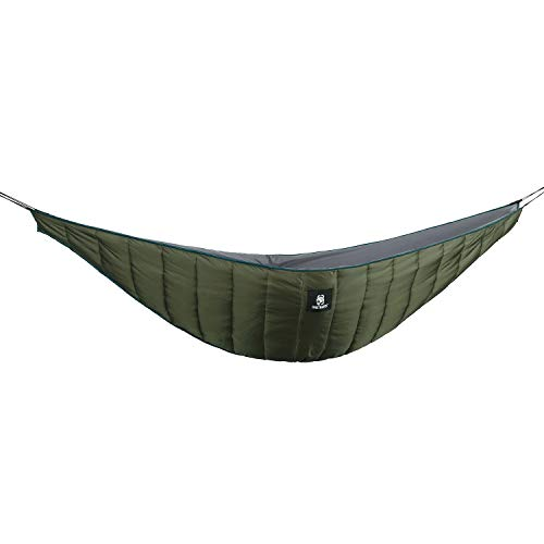 OneTigris Night Protector Ultralight Hammock Underquilt, Full Length Camping Quilt for Hammocks Warm...