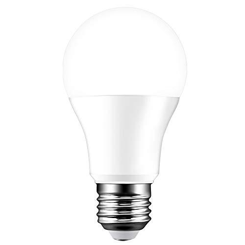 Wifi Bombillas LED E27 Inteligente Regulable blanco
