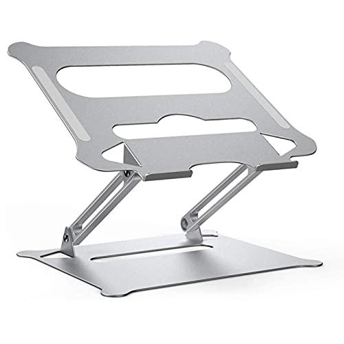 Soporte para ordenador portátil de moda Soportes de portátil de aleación de aluminio Soporte ajustable para el hogar