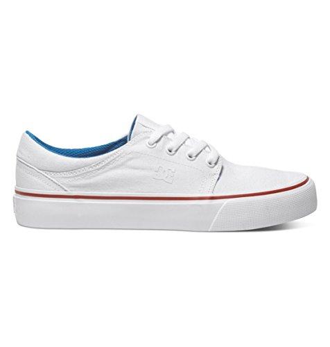 DC Shoes DC Trase TX Women's White/Blue/Red WM 5.5uk