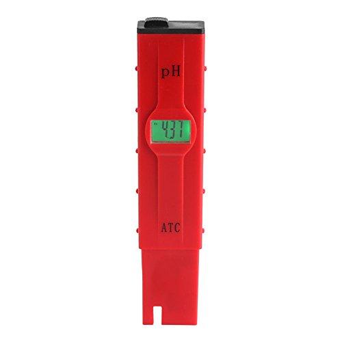 Medidor de PH Digital, Profesional Probador Medidor de pH para Acuarios, Industria...