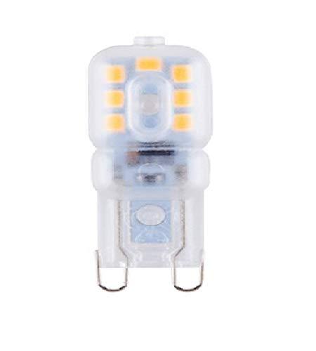 (10PCS) Lampadina a LED G9 220V Mini G4 Lampada a LED Dimmerabile a lume di candela Lampadina a mais 3W 5W Lampadario Illuminazione a LED Sostituisci lampada alogena-G9 14leds 220V (Non dimmerabile)