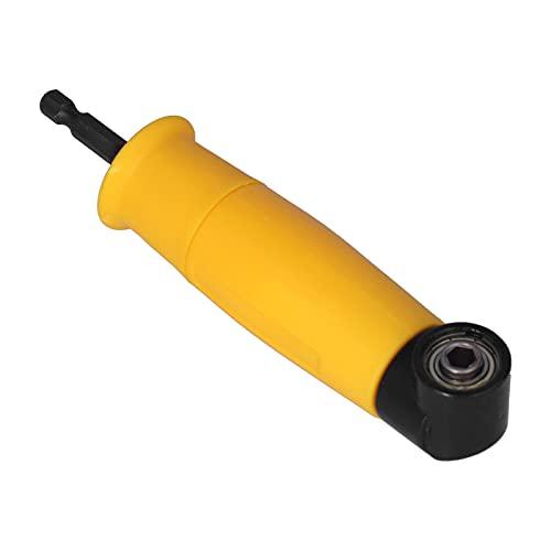 Mango De Extensión Para Destornillador, Adaptador De ángulo De Punta Hexagonal De 1/4 Pulg. Utilizado Para Herramientas Eléctricas Para Adaptador De ángulo De Destornillador Para Fijación