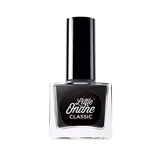 Little Ondine Nagellak Back To Black, 10.5 ml
