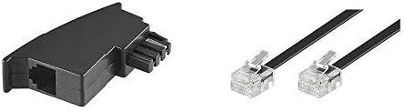 Goobay 50309 Tae Adapter 50317 Modular Kabel 3m Elektronik