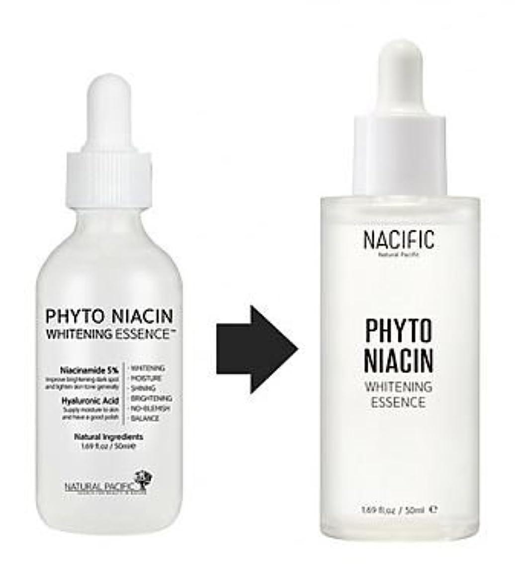比率シチリア接続された[NACIFIC]Phyto Niacin Whitening Essence 50ml/ナチュラルパシフィック フィト ナイアシン ホワイトニング エッセンス 50ml [並行輸入品]